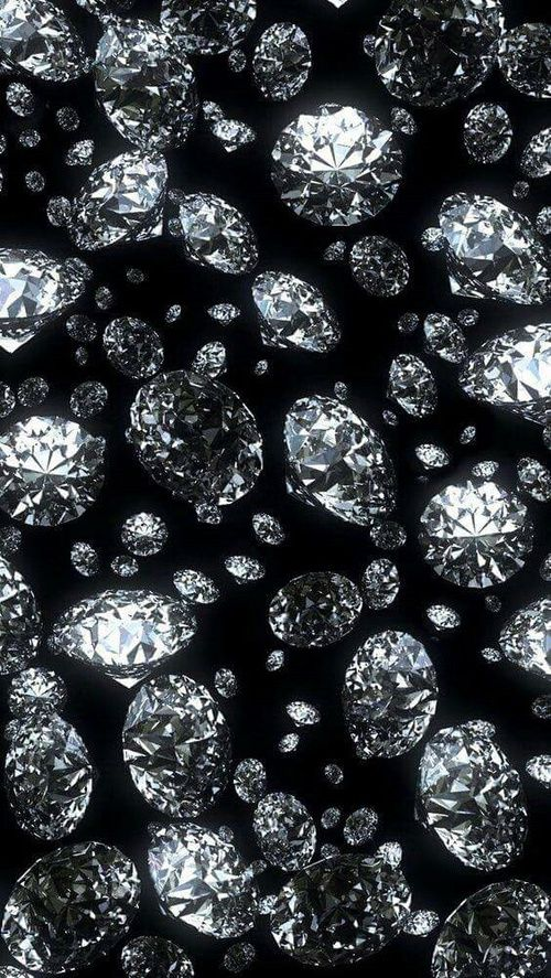 Diamond And Wallpaper Resmi