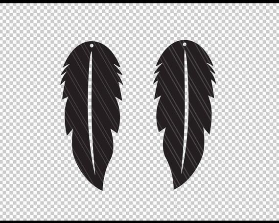Photo of Earrings svg, Feather earrings svg, Jewelry svg, leather jewelry, Cricut silhouette, Earrings vector – New Ideas