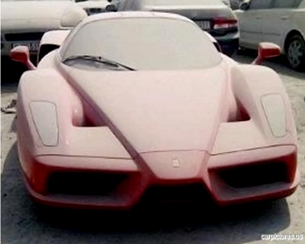 Abandoned Ferrari Enzo: IL TAKE IT!!!! | Coches Y Carros | Pinterest