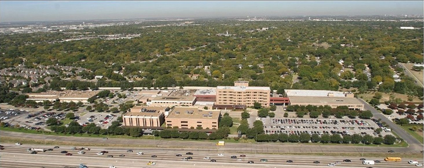 Dallas medical center formerly rhd 9 medical parkway