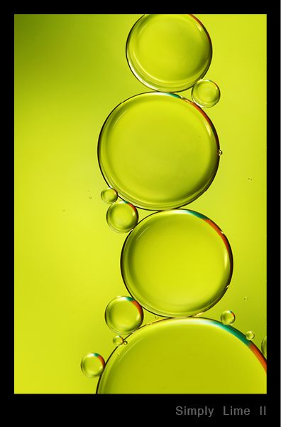 oil and water, Simply Lime II.jpg