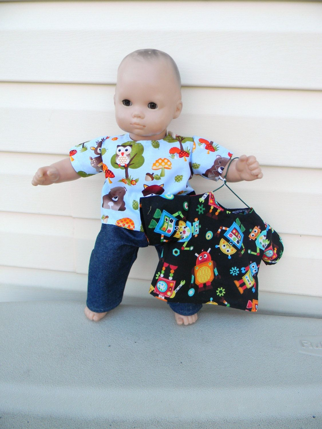Doll Clothes for Bitty Baby Bitty Boy or by roseysdolltreasures, $11.49