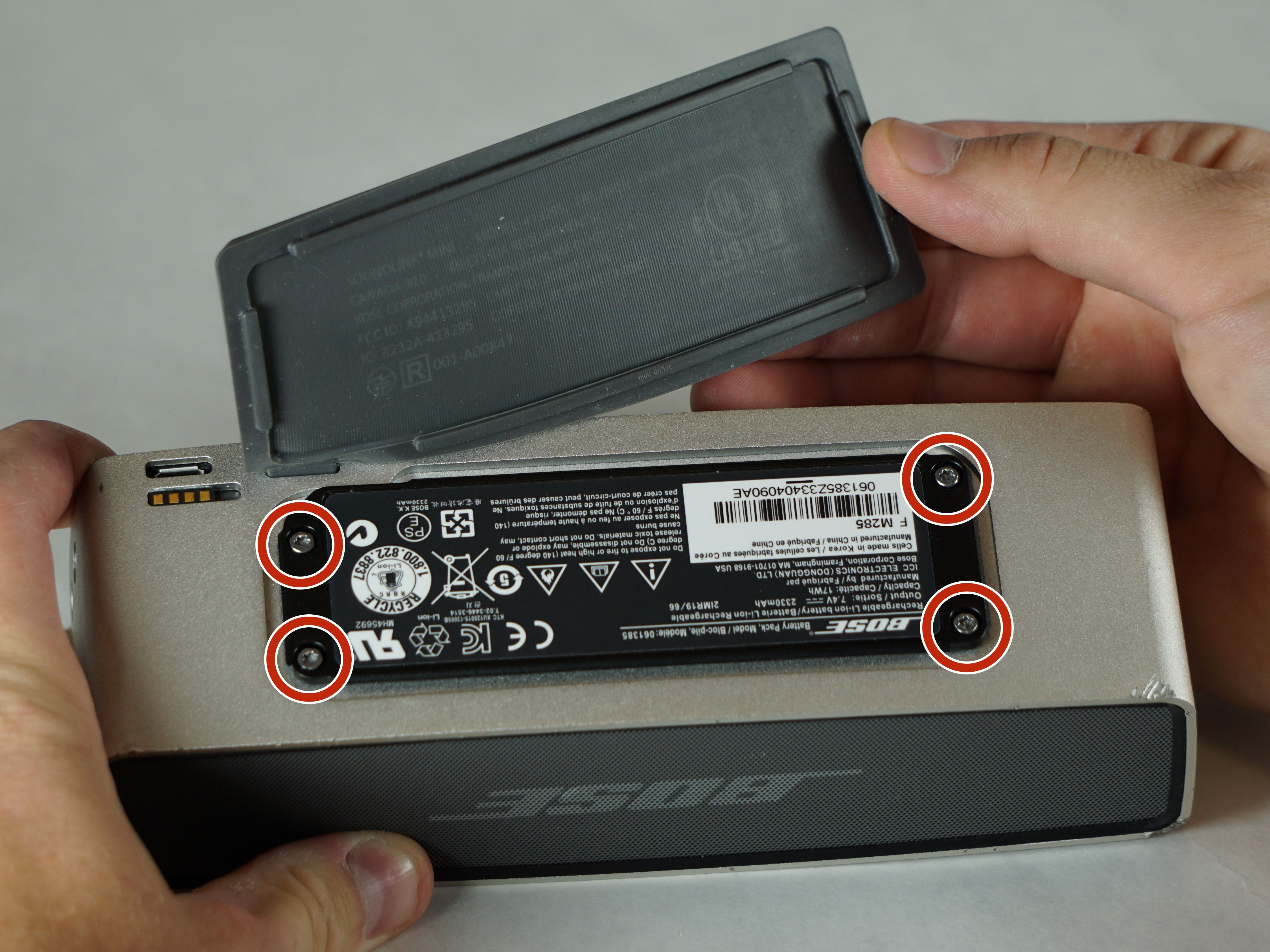 Bose Soundlink Mini Battery Replacement Soundlink Mini Mini Bose