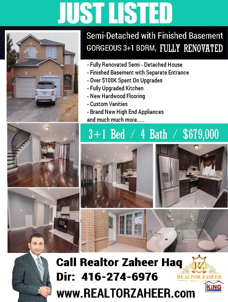Absolutely Semi Detached House for Sale in