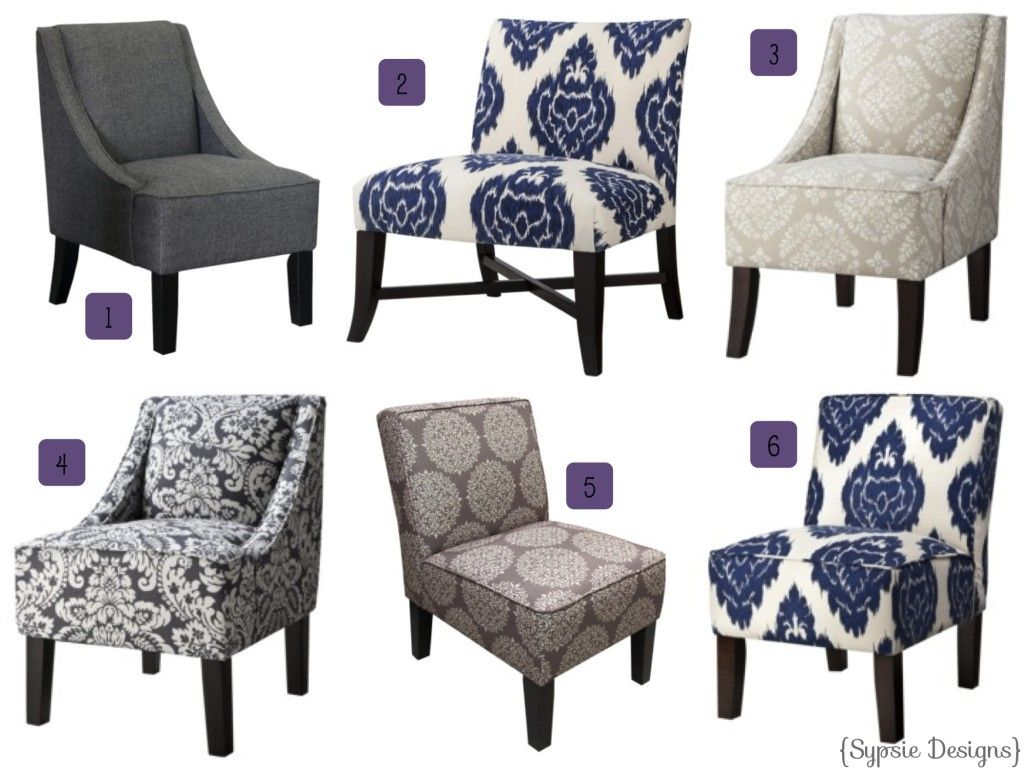 The S Word White Furniture Sets Furniture Accent Chairs