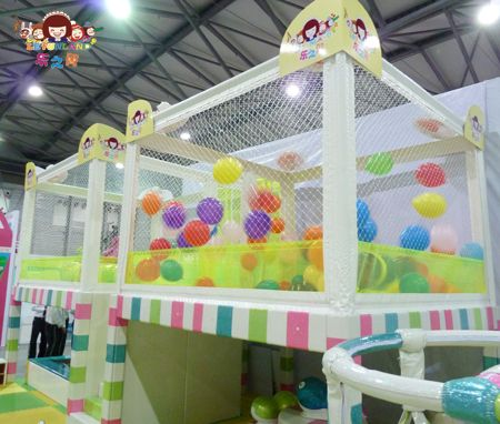 Soft Indoor Playground Equipment Childrens Indoor