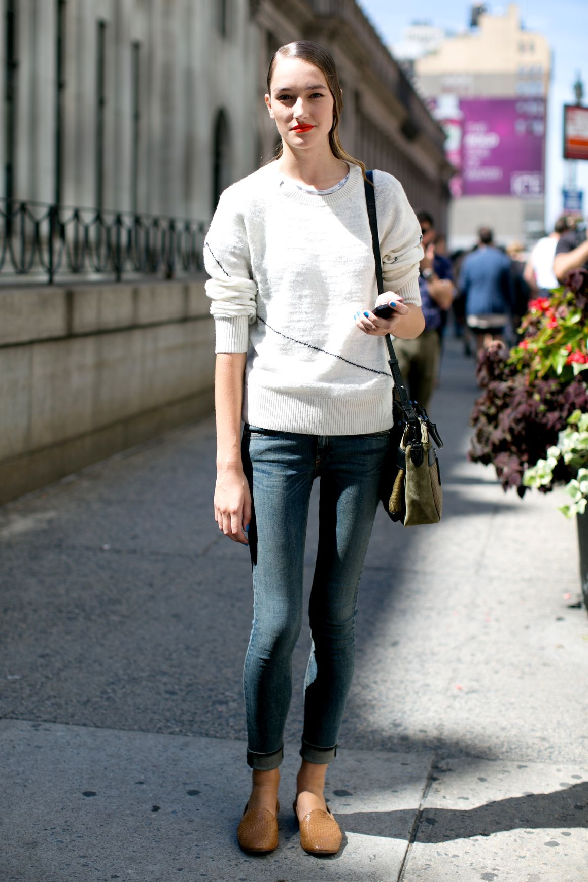 130 Street Style Photos That Prove Models Really Are AnotherSpecies | StyleCaster