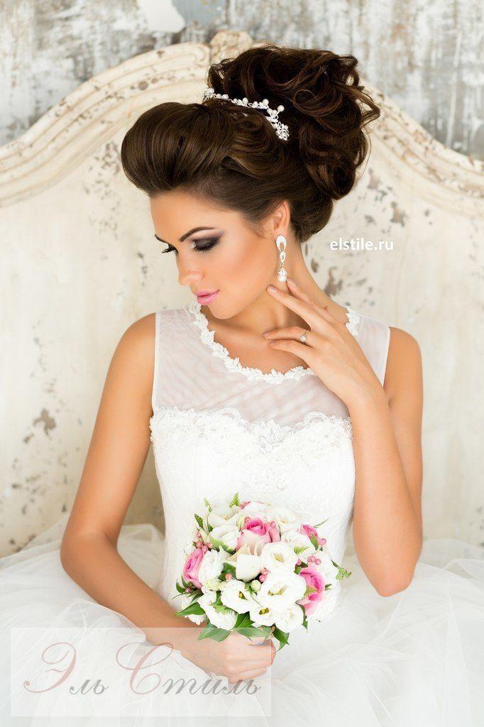 40 Fryzur ślubnych W Stylu Glamour Upięte Włosy Na ślub W