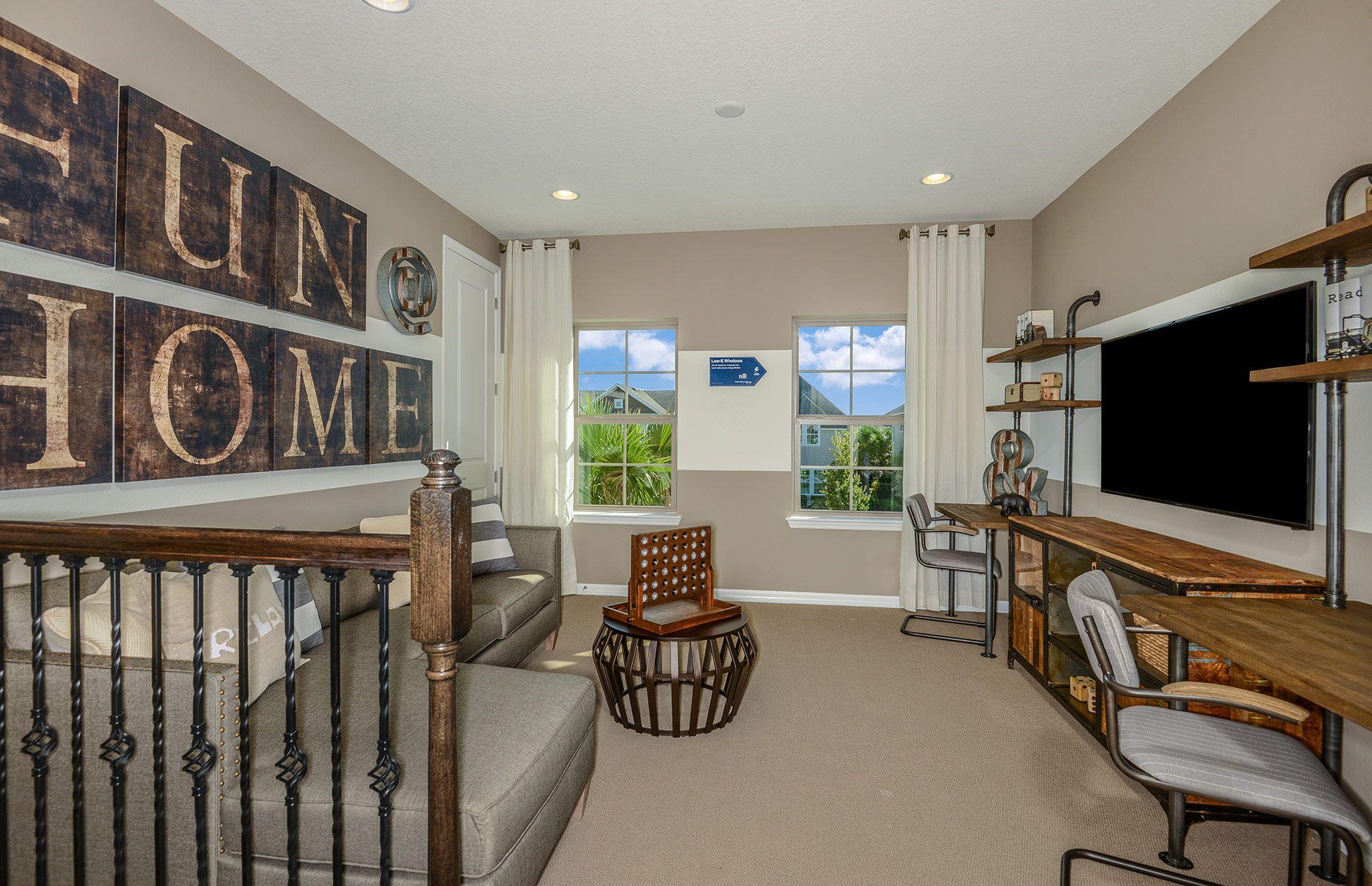 Loft 2Nd Family Room - Loftlounge - Pinterest - Lofts,
