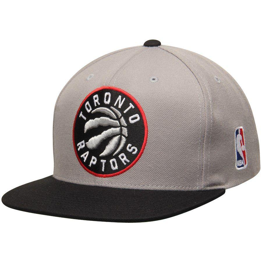 Men S Toronto Raptors Mitchell Ness Gray Xl Current Logo 2 Tone Snapback Adjustable Hat Your Price 27 99 Toronto Raptors Raptors Adjustable Hat
