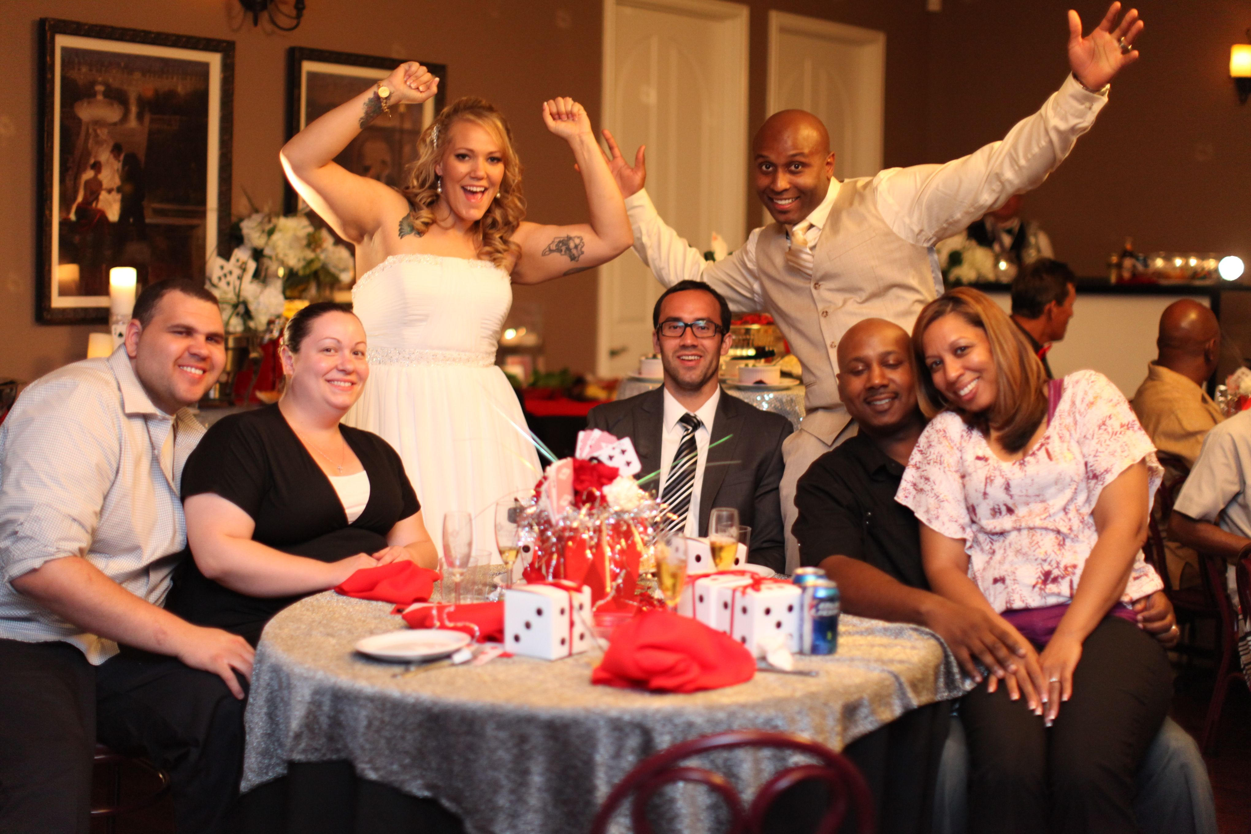Receptions Rock At Vegas Weddings 702wedding