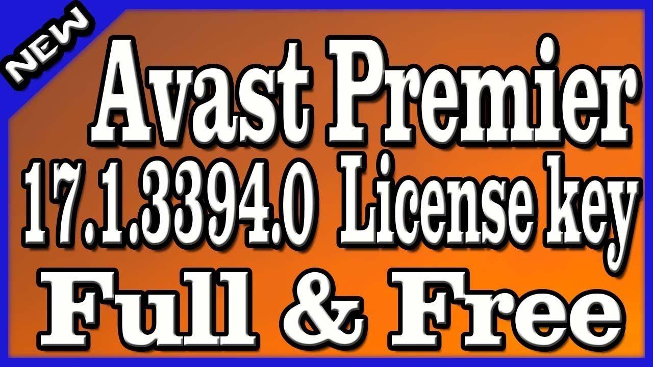 free download avast premier