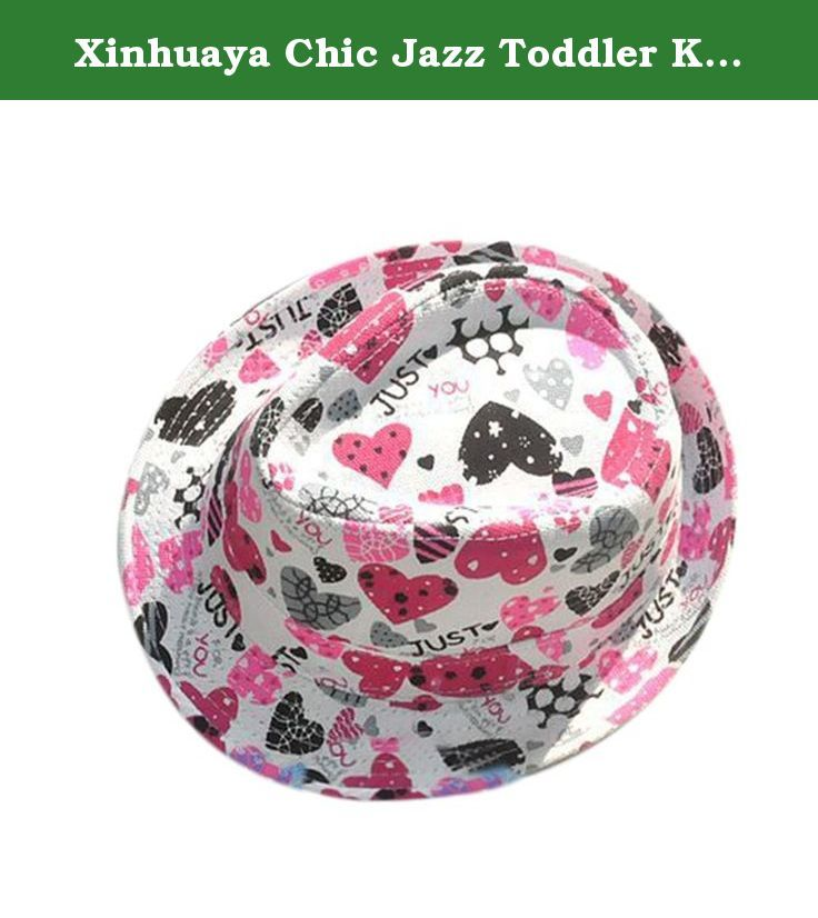 59e23ccae0e Xinhuaya Chic Jazz Toddler Kids Baby Boy Girl Cap Cool Photography ...