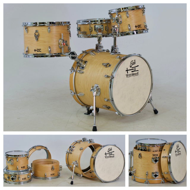 Preorder Compact Nesting Kit Cs 16 Drum Kits Acoustic Drum Compact