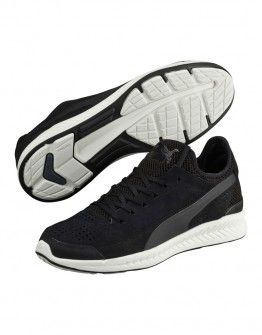 PUMA Ignite Sock Black. Shoes Collection for Puma that mixes modern lifestyle sneakers with sports culture. Easy to wear with your everyday outfit. #DenimLounge where #UrbanSlackers meet footwear. In Store: Zigomali 1, 45332, Ioannina. Phone # +30 26510 64634. Authorized retailer of Puma brand in Greece. Shipping all over Europe.