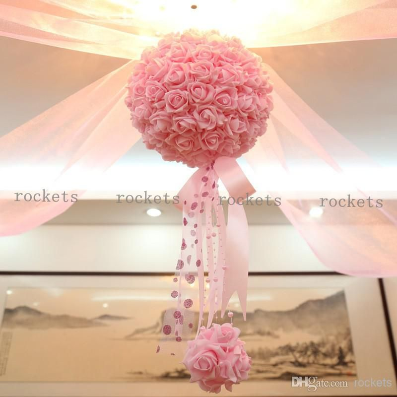 Married the wedding decor accessories a new yarn ball gauze curtain married the wedding decor accessories a new yarn ball gauze curtain set simulation flower rose winter wedding decor yellow wedding decorations from rockets junglespirit Gallery