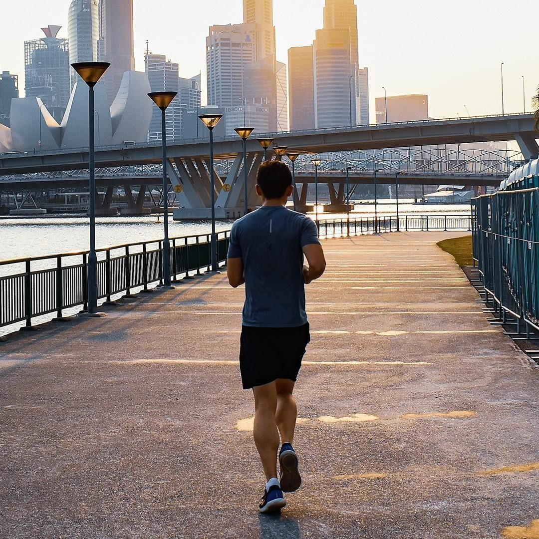 Jogging is the best morning routine you can do.⁠ it can ease your mind and give the energy to start...