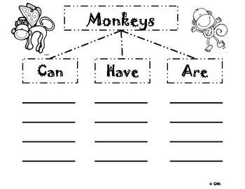 Pack of many can have are graphic organizers