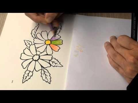 Utilisation et nettoyage des Blender Pen. - YouTube