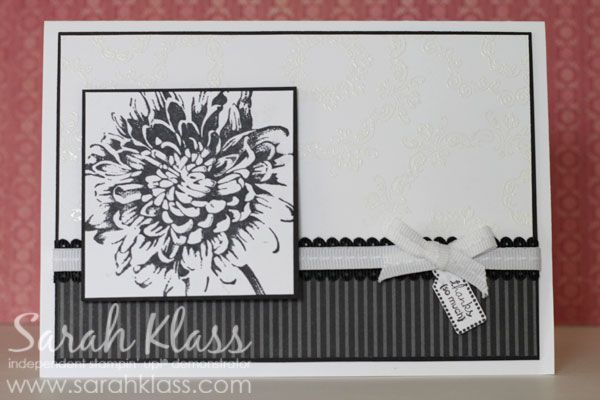 Blooming with Kindness black and white sketch challenge
