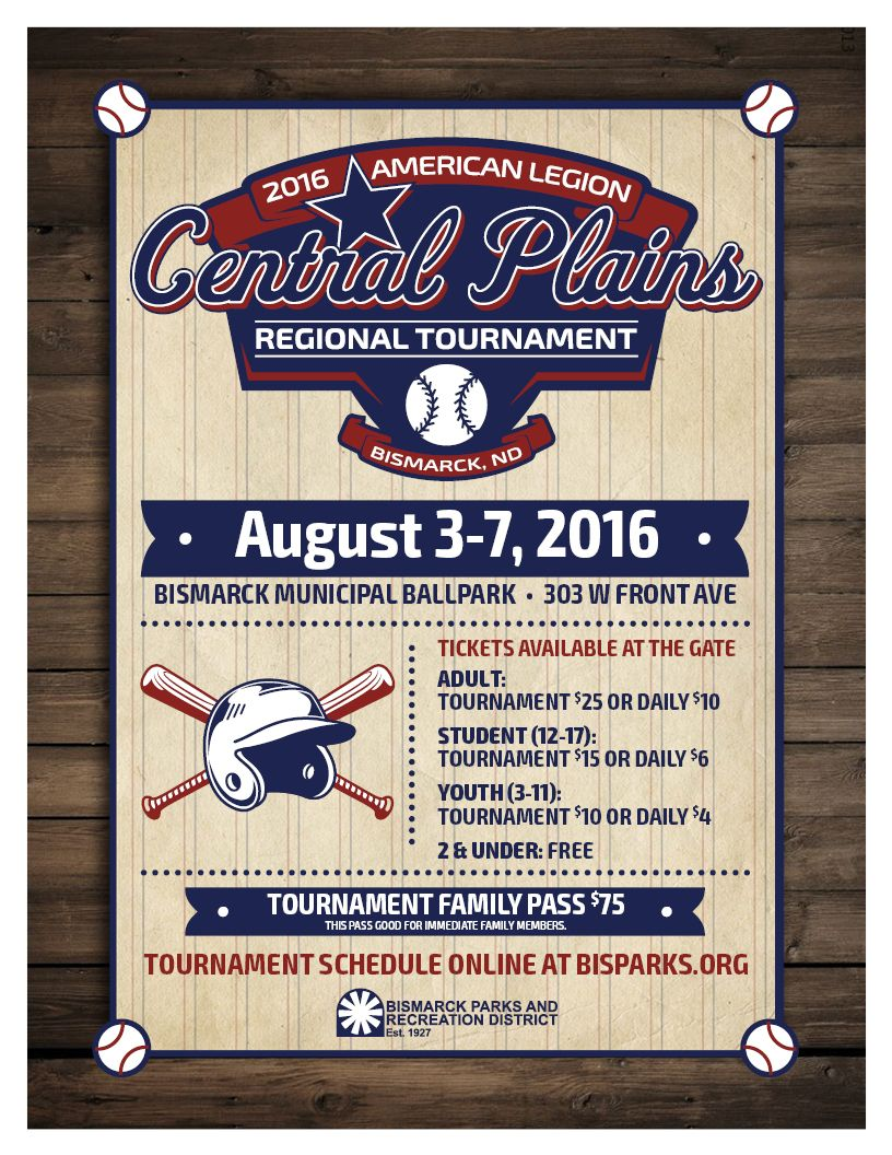 Central Plains Tournament Flyer   Flyers  Posters