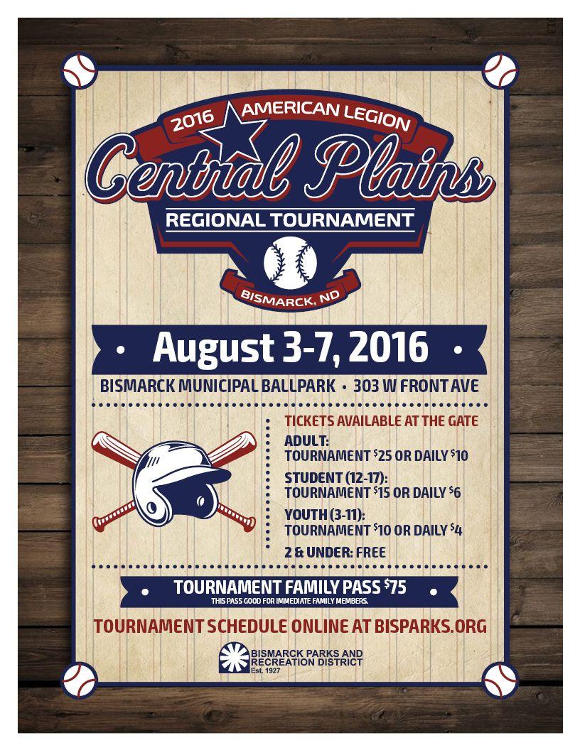 Central Plains Tournament Flyer   Flyers  Posters