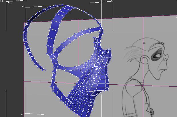 3d Modeling Eğitimim ile ilgili Görseller / Some of the screenshots taken during my #3d #modeling #training.