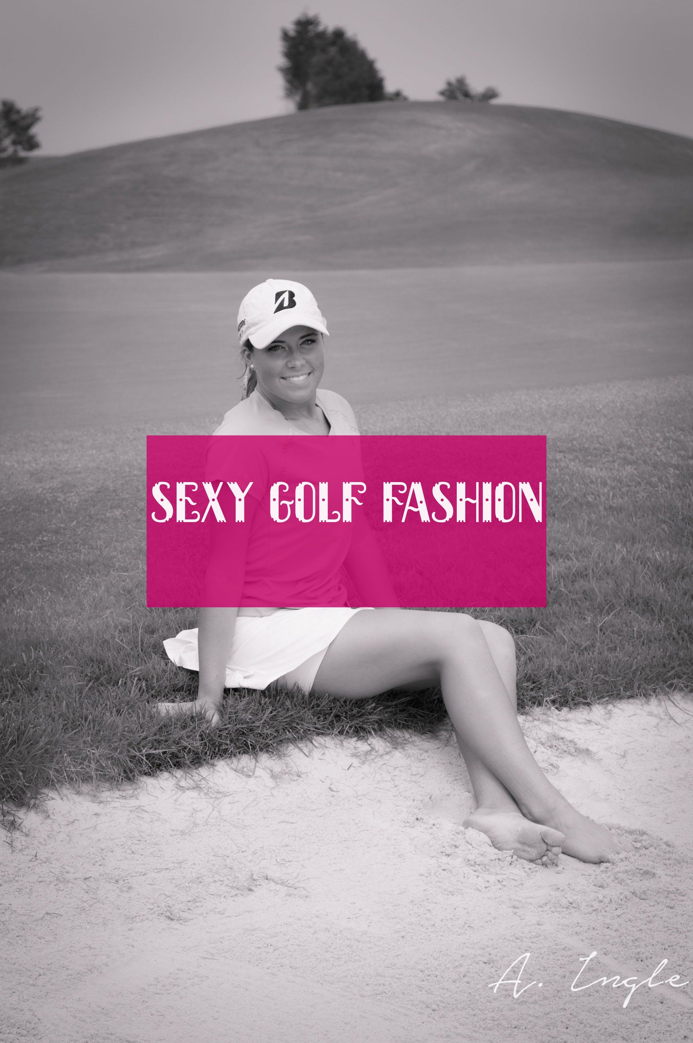 Sexy Golf Fashion Sexy Golfmode