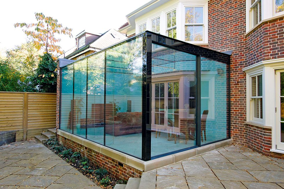 iq glass box extension ideas for home pinterest. Black Bedroom Furniture Sets. Home Design Ideas