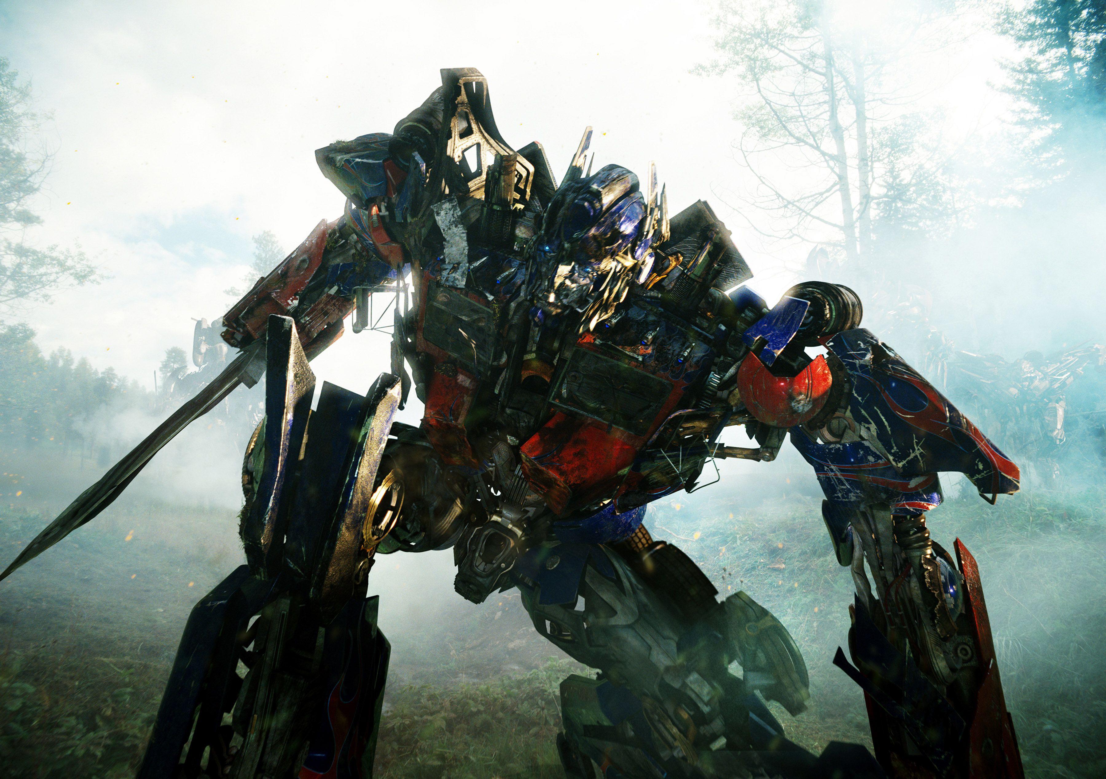 Transformers Revenge Of The Fallen 2009 Optimus Prime
