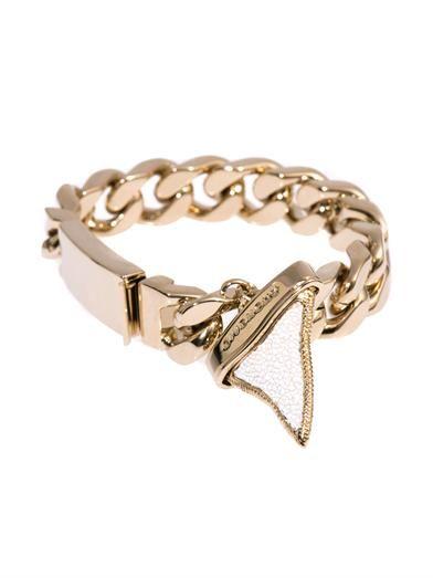 Shark's tooth bracelet | Givenchy | MATCHESFASHION.COM