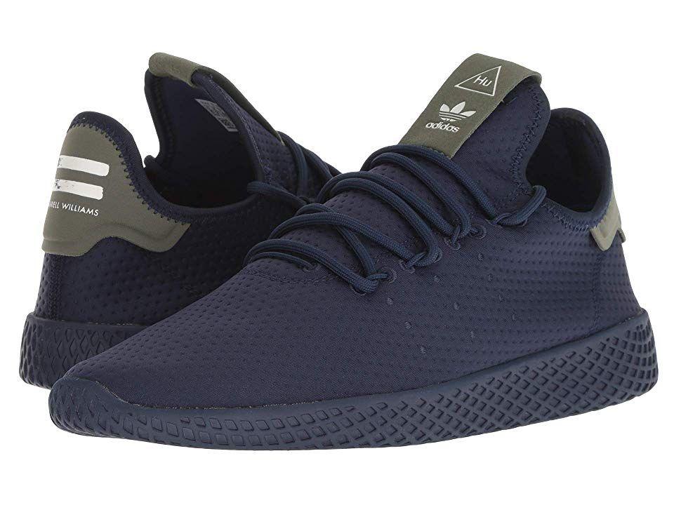 5e19e8ad2a2d5 adidas Originals Pharrell Williams Tennis Human Race (Collegiate  Navy Collegiate Navy Chalk White