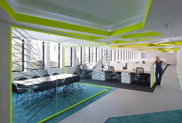 Un espace de travail design selon penson espace de travail espace