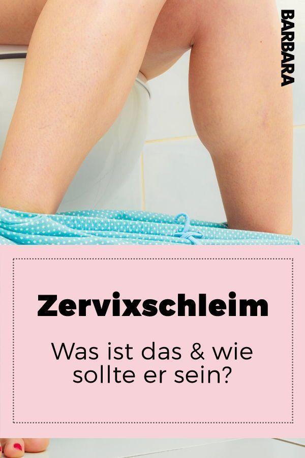 Zervixschleim Einnistung