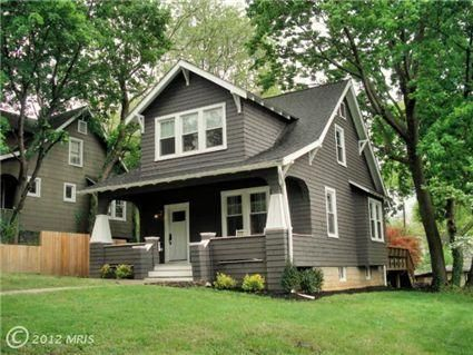 Home built in1925 could add dormer like this and bump out on side