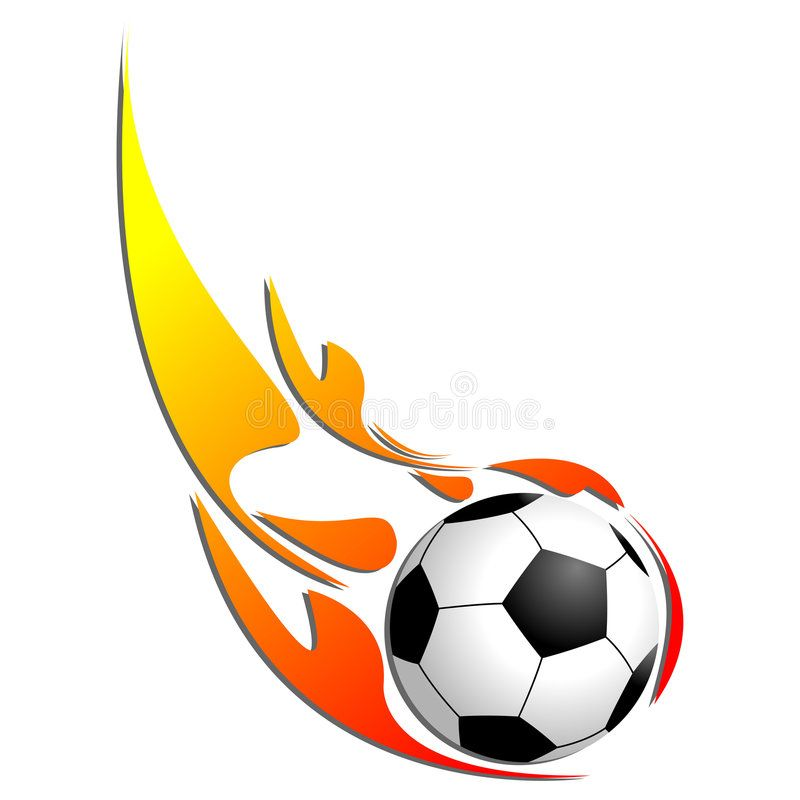 Soccer Ball On Fire Isolated Over White Background Sponsored Ad Sponsored Ball Background White Soccer In 2020 Soccer Ball Soccer Ball Drawing