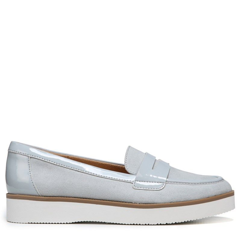 d1bb1cda555 Naturalizer Women s Zoren Medium Wide Loafers (Lapis) Penny Loafers