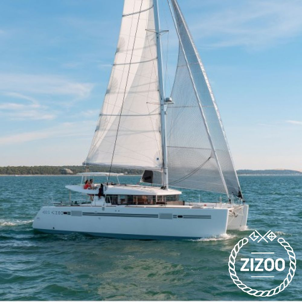 Boat rental and charter of Lagoon 450 S Catamaran from