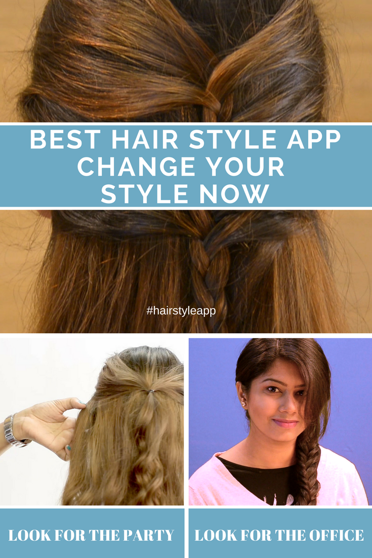 Hair Style App Pinhairstylesapps On Bridal Hair Styles  Pinterest  Indian