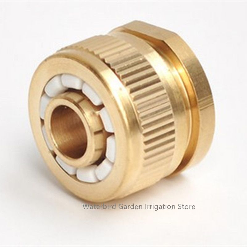 1/2inch Quick Coupling Connector For Water Gun Hose Garden and Lawn Irrigaiton Fittings X126
