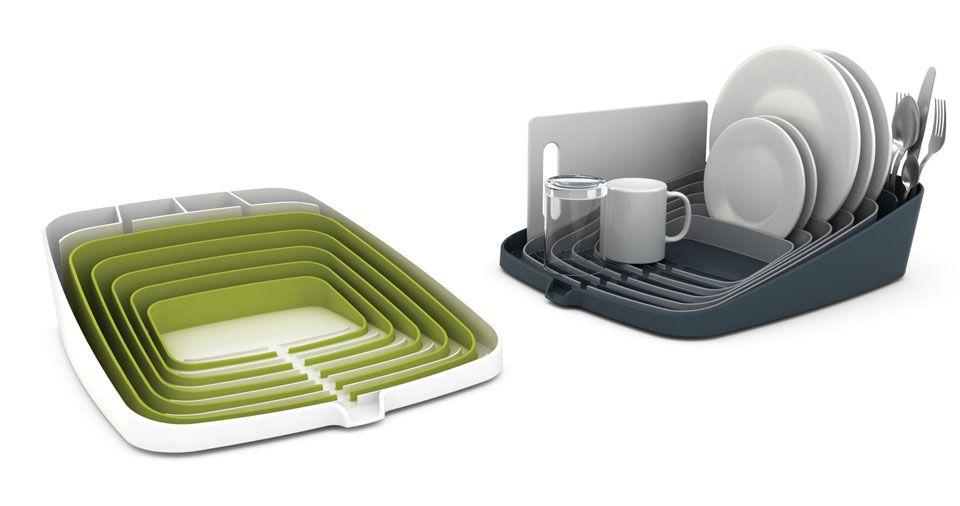 egouttoir vaisselle avec coulement de l eau astuces. Black Bedroom Furniture Sets. Home Design Ideas