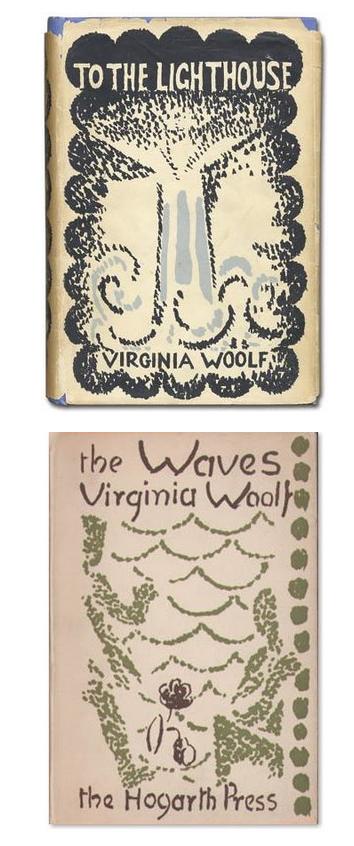 Vanessa Bell S Designs For The Hogarth Press Book Jackets Book Design Book Cover Illustration Letterpress Poster