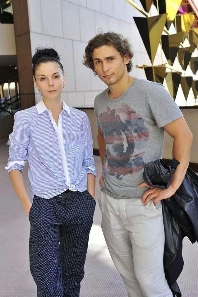 Natalia Osipova and Ivan Vasiliev # photographer Donato Sardella