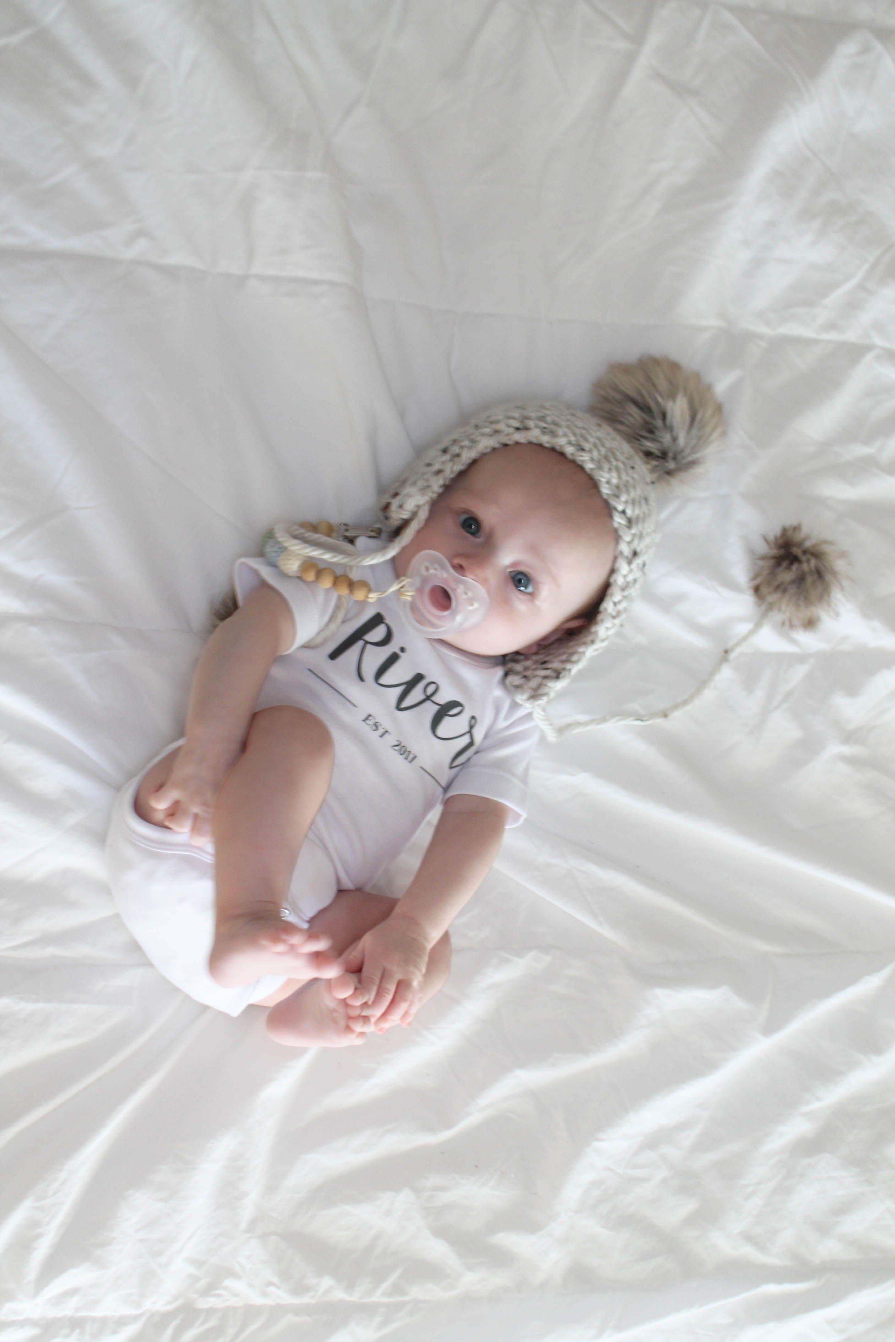 newborn boy going home clothes personalized summer | Newborn Boy ...