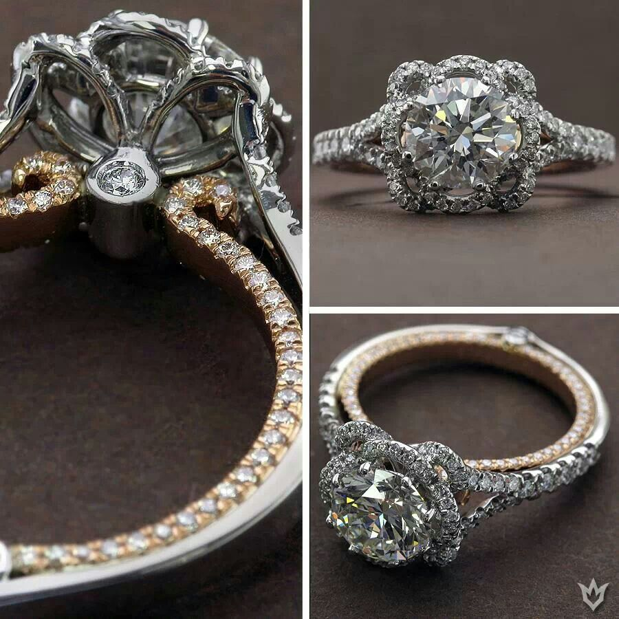 This Is My Absolute Dream Wedding Ring!