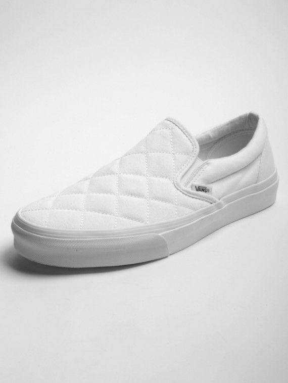 plain white vans