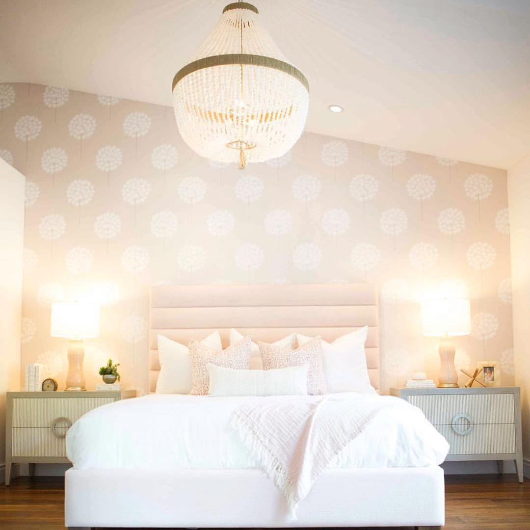 Ro Sham Beaux On Instagram Obsessed With This Blush Bedroom By Hausofdesign Hod Roshambeaux Showusyourbeaux Blush Blush Bedroom Ro Sham Beaux Home Decor