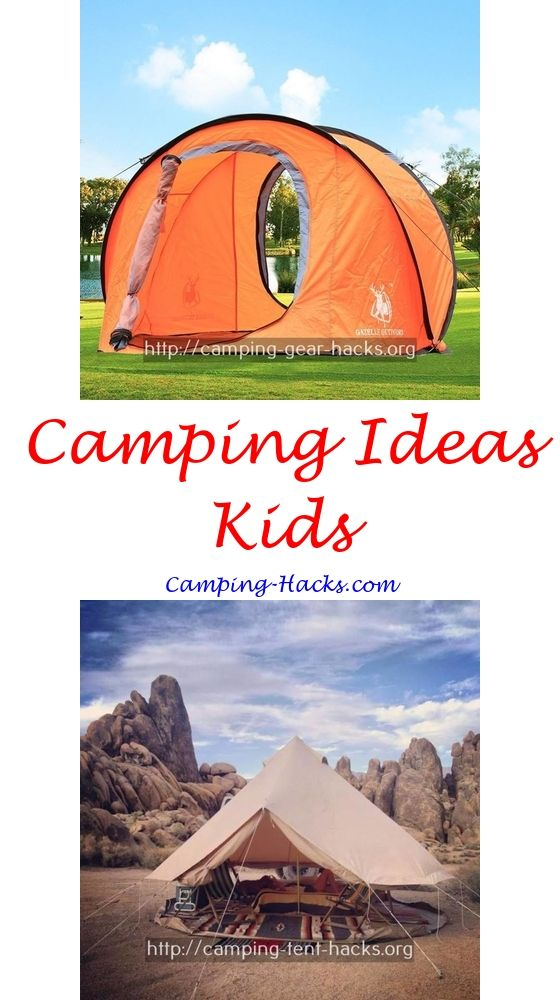 Indoor Camping Crafts