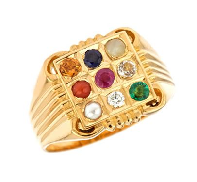 Image result for navaratna ring