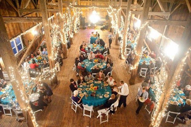 Chic Autumn Wedding In A Beautiful Barn   Wedding Ideas